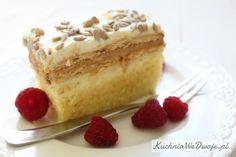 133 Ciasto toffi KuchniaWeDwoje.pl Dessert Spoons, Mince Meat, Crumpets, Mud Pie, Fritters, Flan, Vanilla Cake, Doughnut, Tiramisu