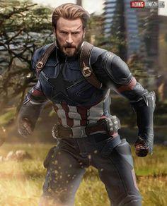 Dude.....Looking good, Cap!