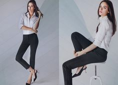 8 Companies That Want To Dress You For Work | Levo League |         startups, professional attire, female entrepreneurs, fashion