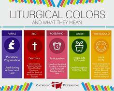 Liturgical colors