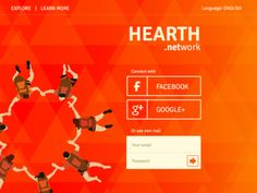 Login to my hearth – fronpage designed by letterink. Connect with them on Dribbble; Hearth, Learning, Log Burner, Home, Stove, Studying, Teaching, Onderwijs