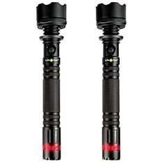 Costco: Life Gear 400 Lumen LED Flashlight with Flasher 2-pack
