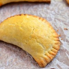 Hand pies made with super buttery, flaky crust and beef-potato filling