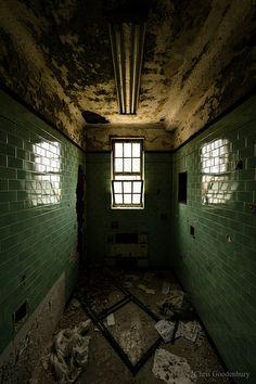 Reflect in Silence | Iola, Bldg 7 - New York - sanitorium