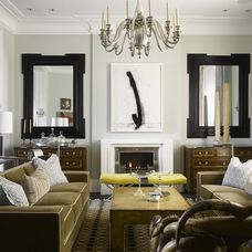 1000 Images About Fireplace Ideas On Pinterest Framed Mirrors Contemporar
