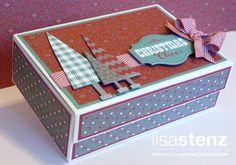 Lisa's Creative Corner: Holidays from the Heart Blog Hop #SparkleAndShine #MyCreationsCardBox