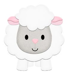 Very cute sheep, ideal as a template for crafting Sheep Crafts, Felt Crafts, Easter Crafts, Diy And Crafts, Crafts For Kids, Quilt Baby, Applique Patterns, Quilt Patterns, Doll Patterns