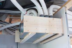 VMC, électricité, plomberie - La Belle Aventure - Auto-construction passive