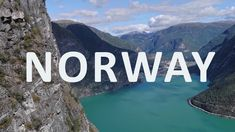 AMAZING Beautiful Nature with Relaxing Music and sound, 4k Ultra HD Tourist Places, Relaxing Music, Norway, Scenery, Around The Worlds, Amazing, Nature, Youtube, Outdoor