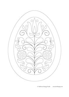 Hungarian Embroidery, Folk Embroidery, Hand Embroidery Designs, Embroidery Stitches, Indian Embroidery, Pattern Coloring Pages, Free Coloring Pages, Embroidery Flowers Pattern, Flower Patterns