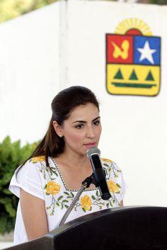 Periodismo sin Censura: ENTREGA MARIANA ZORRILLA DE BORGE, EN TULUM, ESTUF...