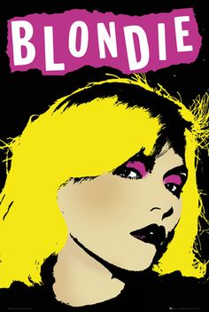 Heart OF GLASS #Blondie #Icon