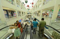 El Centro Comercial es perfecto para ir con tu hija y BabyBel de Paseo