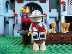 The Lego Prodigal Son