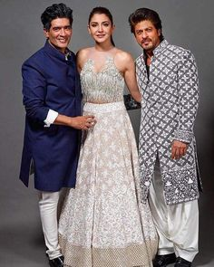 Stylish Trio - Manish Malhotra Anushka Sharma Shah Rukh Khan at Mijwan 2017 fashion show.  @filmywave  #ManishMalhotra #ShahRukhKhan #SRK #KingKhan #AnushkaSharma #MijwanSummer2017 #Mijwan2017 #MijwanSummerCouture #celebrity #bollywood #bollywoodactress #bollywoodactor #actor #actress #star #fashion #fashionista #glamorous #hot #sexy #love #beauty #instalike #instacomment #filmywave