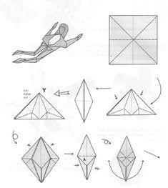 Hombre+rana+01+-+Max+Hulme+-+Origami+USA+Collection+2008.jpg (973×1088)