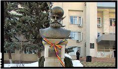 La Călărași, in Republica Moldova, a fost dezvelit de curand bustul lui Mihai Viteazul