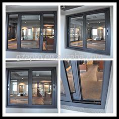 modern house design aluminum sliding window lock with fly screen,price aluminum Sliding Window Lock, Sliding Door Design, Sliding Patio Doors, Sliding Windows, Sliding Glass Door, Barn Windows, Modern Windows, Windows And Doors, Shipping Container Home Designs