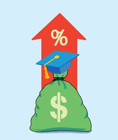 A stronger economy makes it more likely that graduates will be able to find jobs and meet their loan payments, but there are reasons to be cautious. Loan Shark, College Costs, Student Loan Debt, Ny Times, Need To Know, York, Sharks, University, Shark
