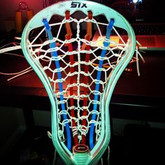 Tradition Lacrosse Stringing ---<#)