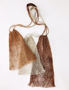 Pampa handwoven bags, new in!