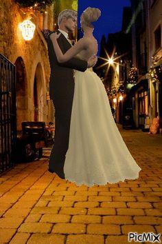 Formal Dresses, Wedding Dresses, Dancers, Gifs, White Dress, Romance, Fashion, Feelings, Dresses For Formal