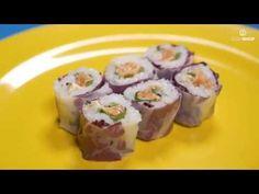 Tuto Box Monsieur Madame : Spring Roll Tataki Saumon  #madame #monsieur #saumon
