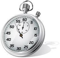 Need a quick online timer to, I don't know, keep you from spending hours on Pinterest? Here you go