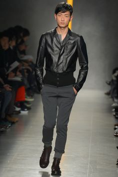 Bottega Veneta Men's RTW Fall 2014