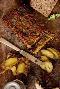 Yummy Lifestyle - Z uwielbienia dla jedzenia.: Pasztet z soczewicy