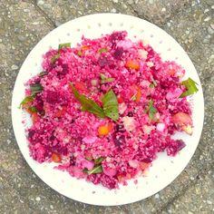 recept zomerse couscous salade