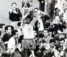 World Cup winners Brazil 1962