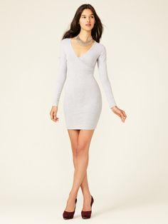 Cotton Criss-Cross Dress by American Apparel on Gilt.com
