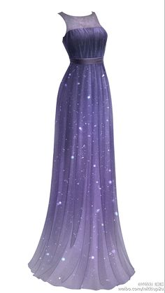 Looks like they put real stars on that dress!