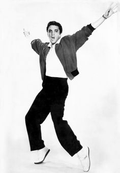 Elvis Presley...Jailhouse Rock 1957