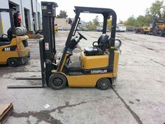 Cat – GC15K (2006) | Cat-Forklifts.com
