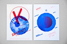 zentral? - Kunsthalle Luzern. Grafik für Einladungskarte und Plakate im Corporate Design der Kunsthalle Luzern