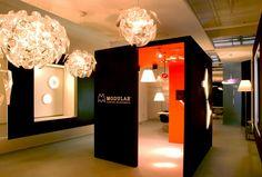 Showroom Luceplan and Modular USA - NY