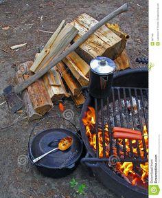 camp and coffee
