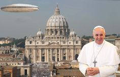 Vatican Vault Spilled! Pope to Announce Church Preparations For Alien Contact June 2015? Former Chief Council For Jesuit Order Shares All… | Prophecy