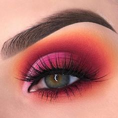make up Here are the best Summer Makeup Trends for These Summer Makeup looks will give you ideas on how to do your makeup for summer which are effortless. Makeup Eye Looks, Eye Makeup Art, Makeup Set, Makeup Inspo, Makeup Eyeshadow, Makeup Inspiration, Eyeshadows, Summer Eyeshadow, Daily Makeup