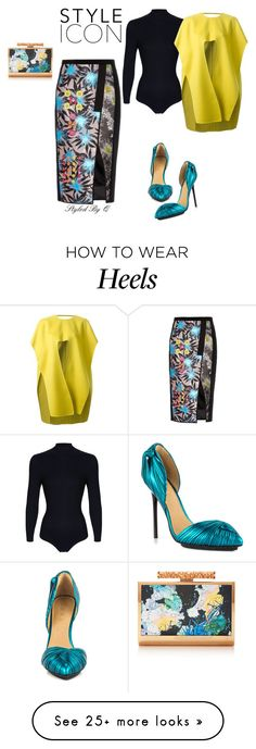 8e8c6acee25 by quintan on Polyvore featuring Peter Pilotto