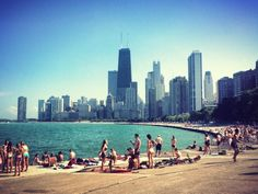 Chicago Summer, looking forward to a real Chicago summer this year