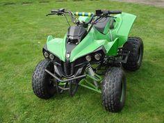 Quad-Kinderquad-Nitro Motors-Quad 125 ccm