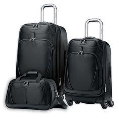 Bộ Vali Kéo Đẩy Samsonite X-Space 3pc Spinner Luggage Set - Galaxy Black  Giá bán: 9.017.400 VNĐ  xem chi tiết : http://www.e24h.vn/buy/bo-vali-keo-day-samsonite-x-space-3pc-spinner-luggage-set-galaxy-black.html