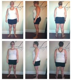 hCG Diet Round 1 Results Pictures