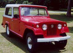 1969 jeepster commando