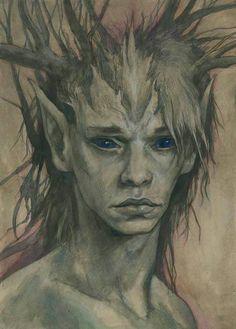 Artist, Brian Froud