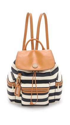 Tory Burch Kerrington Backpack - cute for a day trip!