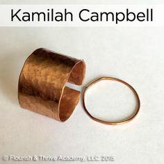 Featured Designer: Kamilah Campbell